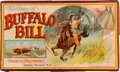"Miscellaneous:Gaming Collectibles, ""Buffalo Bill"" Cody: A Great 1898-dated Parker Bros. Board Game...."