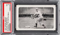 Baseball Cards:Singles (1940-1949), 1947 Bond Bread Jackie Robinson/Running To Catch Ball PSA EX 5 -Pop Six, One Higher. ...