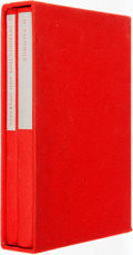 Books:Literature Pre-1900, Stephen Crane. LIMITED. The Red Badge of Courage. AFacsimile Edition of the Manuscript. Washington D.C.: A Bruc...(Total: 2 Items)