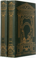 Books:Literature Pre-1900, Oscar Wilde, translation. LIMITED. The Satyricon of Petronius Arbiter. Chicago: Pascal Covici, 1927. Two volumes. Li... (Total: 2 Items)