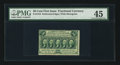 Fractional Currency:First Issue, Fr. 1310 50¢ First Issue PMG Choice Extremely Fine 45.. ...