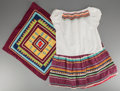 American Indian Art:War Shirts/Garments, THREE SEMINOLE ITEMS... (Total: 3 Items)