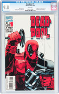 Modern Age (1980-Present):Superhero, Deadpool #1 (Marvel, 1994) CGC NM/MT 9.8 White pages....