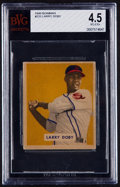 Baseball Cards:Singles (1940-1949), 1949 Bowman Larry Doby #233 BVG VG-EX+ 4.5....