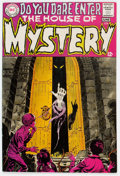 Silver Age (1956-1969):Horror, House of Mystery #174 (DC, 1968) Condition: FN/VF....