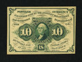 Fractional Currency:First Issue, Fr. 1243 10¢ First Issue Choice New.. ...