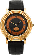 "Timepieces:Wristwatch, Parmigiani Fleurier ""Toric"" Very Fine 18k Rose Gold Automatic Dress Watch. ..."