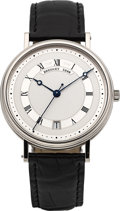 Timepieces:Wristwatch, Breguet Ref. 5930 Very Fine White Gold Automatic, circa 2008. ...