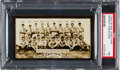 Baseball Cards:Singles (Pre-1930), 1913 T200 Fatima Detroit Tigers - Americans PSA NM 7 - The HighestGraded Example. ...