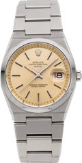 Timepieces:Wristwatch, Rolex Rare Ref. 1530 Oyster Perpetual Date Automatic Wristwatch,circa 1976. ...
