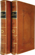 Books:Non-fiction, Publius [Alexander Hamilton, James Madison, and John Jay]: Two Volume The Federalist, on the New Constitution To Which... (Total: 1 Item)