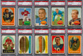 Football Cards:Sets, 1958 & 1960 Topps Football High Grade Complete Sets (2). ...