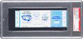 Baseball Collectibles:Tickets, 1993 Pedro Martinez First Win Full Ticket, PSA EX 5. ...