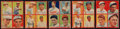 Baseball Cards:Lots, 1935 Goudey 4 in 1 Baseball Collection (16). ...