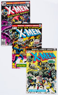 Bronze Age (1970-1979):Superhero, X-Men Group (Marvel, 1976-77) Condition: Average FN.... (Total: 29 Comic Books)