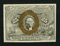 Fractional Currency:Second Issue, Fr. 1283 25¢ Second Issue Choice About New.. ...