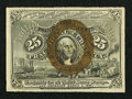 Fractional Currency:Second Issue, Fr. 1285 25¢ Second Issue Choice About New.. ...