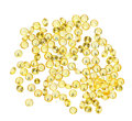 Estate Jewelry:Unmounted Gemstones, Unmounted Yellow Sapphires. ...