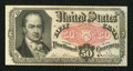 Fractional Currency:Fifth Issue, Fr. 1380 50¢ Fifth Issue About New.. ...