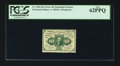 Fractional Currency:First Issue, Fr. 1240 10¢ First Issue PCGS New 62PPQ.. ...