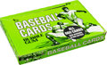 Baseball Cards:Unopened Packs/Display Boxes, 1975 Topps Baseball Cello Box With 24 Unopened Packs. ...