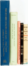 Books:Reference & Bibliography, [Spain]. Group of Five Books on Spain. Various publishers anddates. ... (Total: 5 Items)