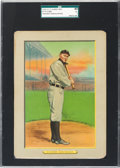Baseball Cards:Singles (Pre-1930), 1910-11 T3 Turkey Red Ty Cobb #9 SGC 40 VG 3. ...