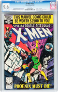 Modern Age (1980-Present):Superhero, X-Men #137 (Marvel, 1980) CGC NM+ 9.6 White pages....