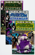 Bronze Age (1970-1979):Horror, The Phantom Stranger #5-28 and 37 Group (DC, 1970-75) Condition:Average FN/VF.... (Total: 25 Comic Books)