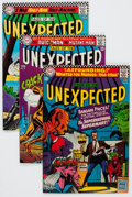 Silver Age (1956-1969):Horror, Tales of the Unexpected Group (DC, 1966-81) Condition: AverageFN+.... (Total: 46 Comic Books)