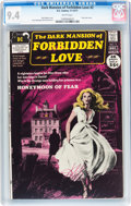 Bronze Age (1970-1979):Romance, Dark Mansion of Forbidden Love #2 (DC, 1971) CGC NM 9.4 Whitepages....
