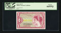Military Payment Certificates:Series 641, Series 641 $1 PCGS Gem New 66PPQ. . ...