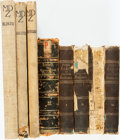 Books:Reference & Bibliography, [German Language]. Group of Eight Books in German Covering Topicson Art, Anatomy and Zoology. Various publishers and dates....(Total: 8 Items)