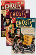 Bronze Age (1970-1979):Horror, Many Ghosts of Dr. Graves Group (Charlton, 1967-82) Condition:Average FN.... (Total: 61 Comic Books)