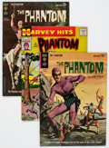 Silver Age (1956-1969):Adventure, Phantom-Related Group (Gold Key/Harvey, 1957-67) Condition: Average VG/FN.... (Total: 32 Comic Books)