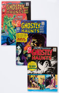 Bronze Age (1970-1979):Horror, Ghostly Haunts Group (Charlton, 1971-78) Condition: Average VG-....(Total: 28 Comic Books)