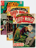 Silver Age (1956-1969):Horror, Ghost Manor Group (Charlton, 1968-78) Condition: Average VG.... (Total: 43 Comic Books)