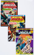 Bronze Age (1970-1979):Horror, Tomb of Dracula #37-70 Group (Marvel, 1975-79) Condition: AverageVF/NM.... (Total: 34 Comic Books)
