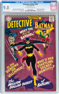 Silver Age (1956-1969):Superhero, Detective Comics #359 (DC, 1967) CGC VF/NM 9.0 Off-white to white pages....