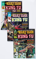 Magazines:Miscellaneous, The Deadly Hands of Kung Fu Group (Marvel, 1974-77) Condition:Average FN+.... (Total: 25 Comic Books)