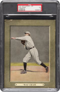 Baseball Cards:Singles (Pre-1930), 1911 M110 Sporting Life Hal Chase PSA VG 3....