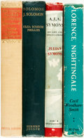 Books:Biography & Memoir, [Biography]. Group of Four Books. Various publishers and dates. ...(Total: 4 Items)