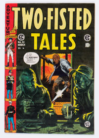 Two-Fisted Tales #41 (EC, 1955) Condition: VF/NM