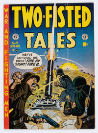 Two-Fisted Tales #29 (EC, 1952) Condition: VF