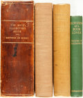 Books:Books about Books, [Books about Books]. [Book Collecting]. Various publishers and dates. ... (Total: 4 Items)