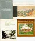 Books:Art & Architecture, [Landscape in Art and Poetry]. Group of Four Books. Various publishers and dates. ... (Total: 4 Items)
