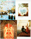 Books:Art & Architecture, [Art and Design]. Group of Four Books. Various publishers and dates. ... (Total: 4 Items)