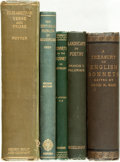 Books:Reference & Bibliography, [Literary Criticism]. Group of Five Books. Various publishers anddates. ... (Total: 5 Items)