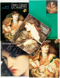 Books:Art & Architecture, [Pre-Raphaelites]. Group of Five Books. Various publishers and dates. ... (Total: 5 Items)