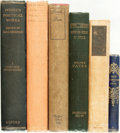 Books:Literature Pre-1900, [Poetry]. Group of Six Books. Various publishers and dates. ... (Total: 6 Items)